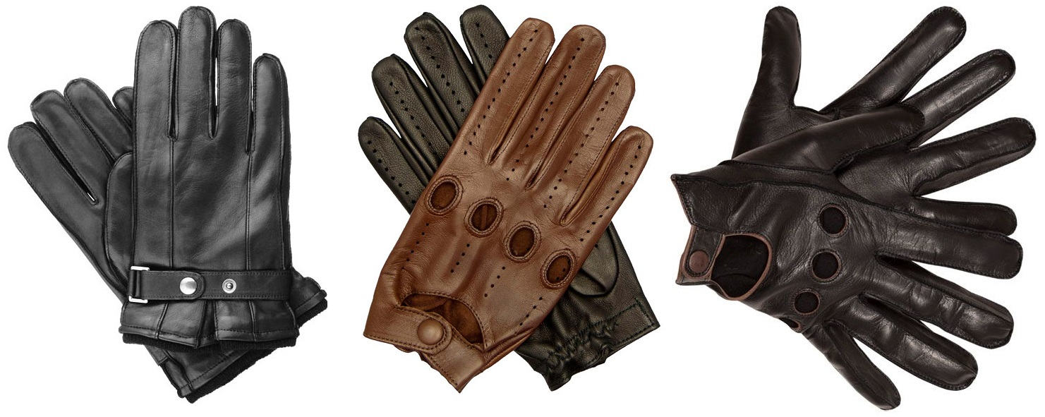 Men's gloves sizes