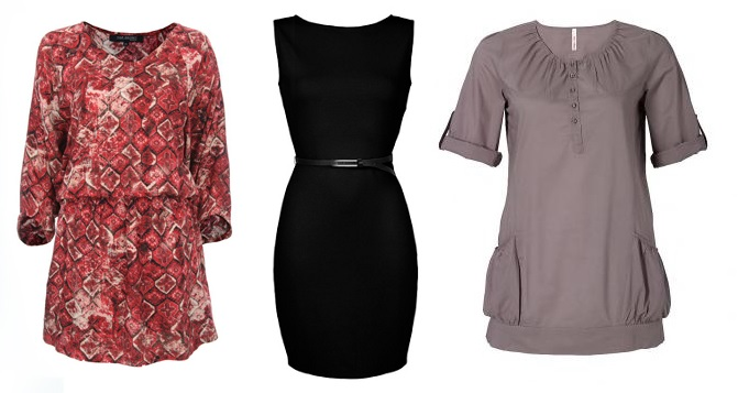 Women's blouses sizes online calculator
